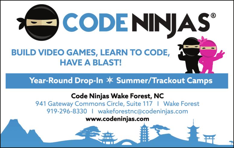 code ninjas info