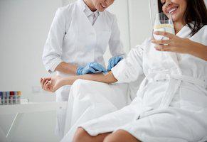 wellness infusion service photo