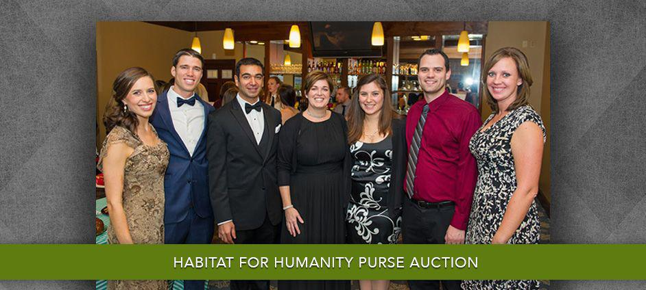 Habitat for Humanity Purse Auction