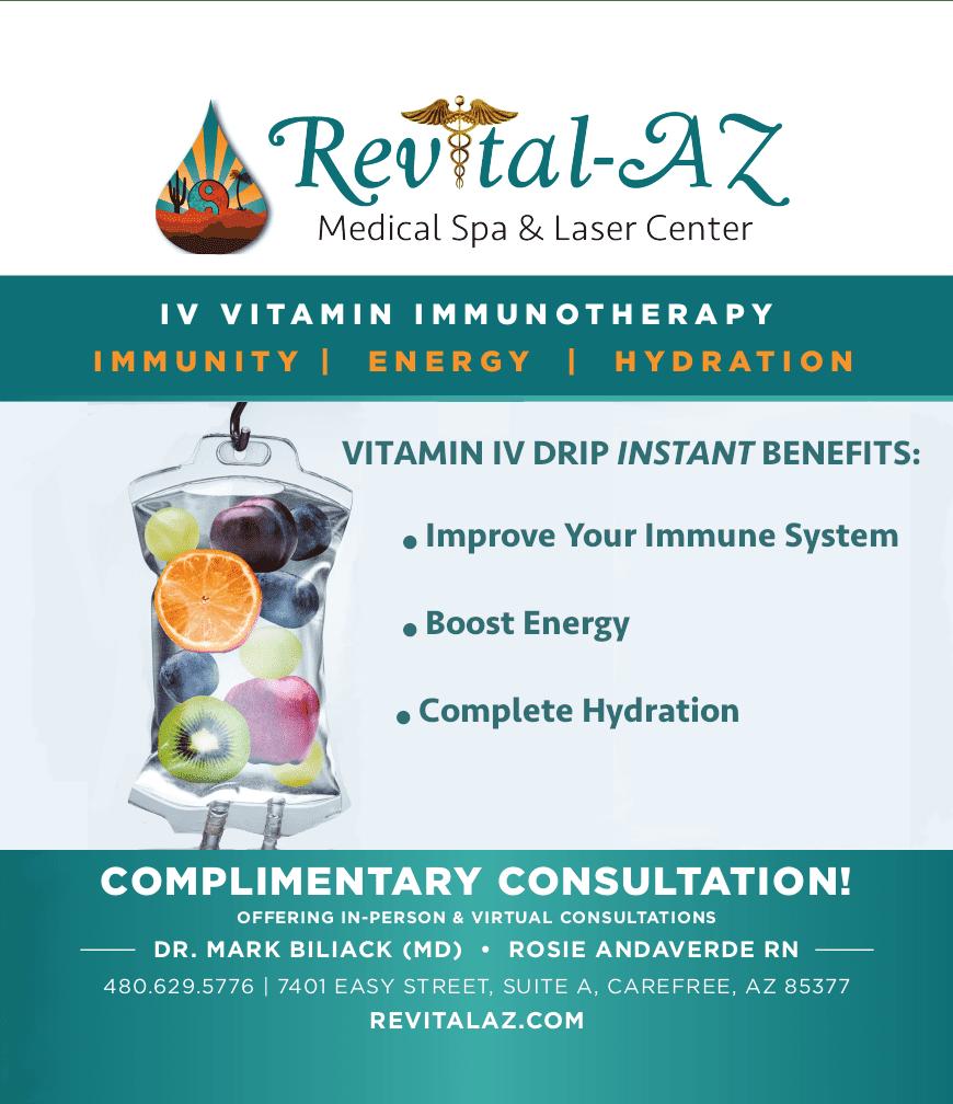 Vitamin IV Drip Promo