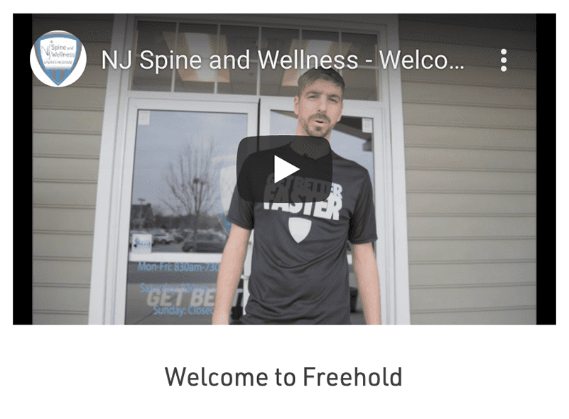 Welcome to Freehold video