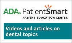 videos and articles on dental topics