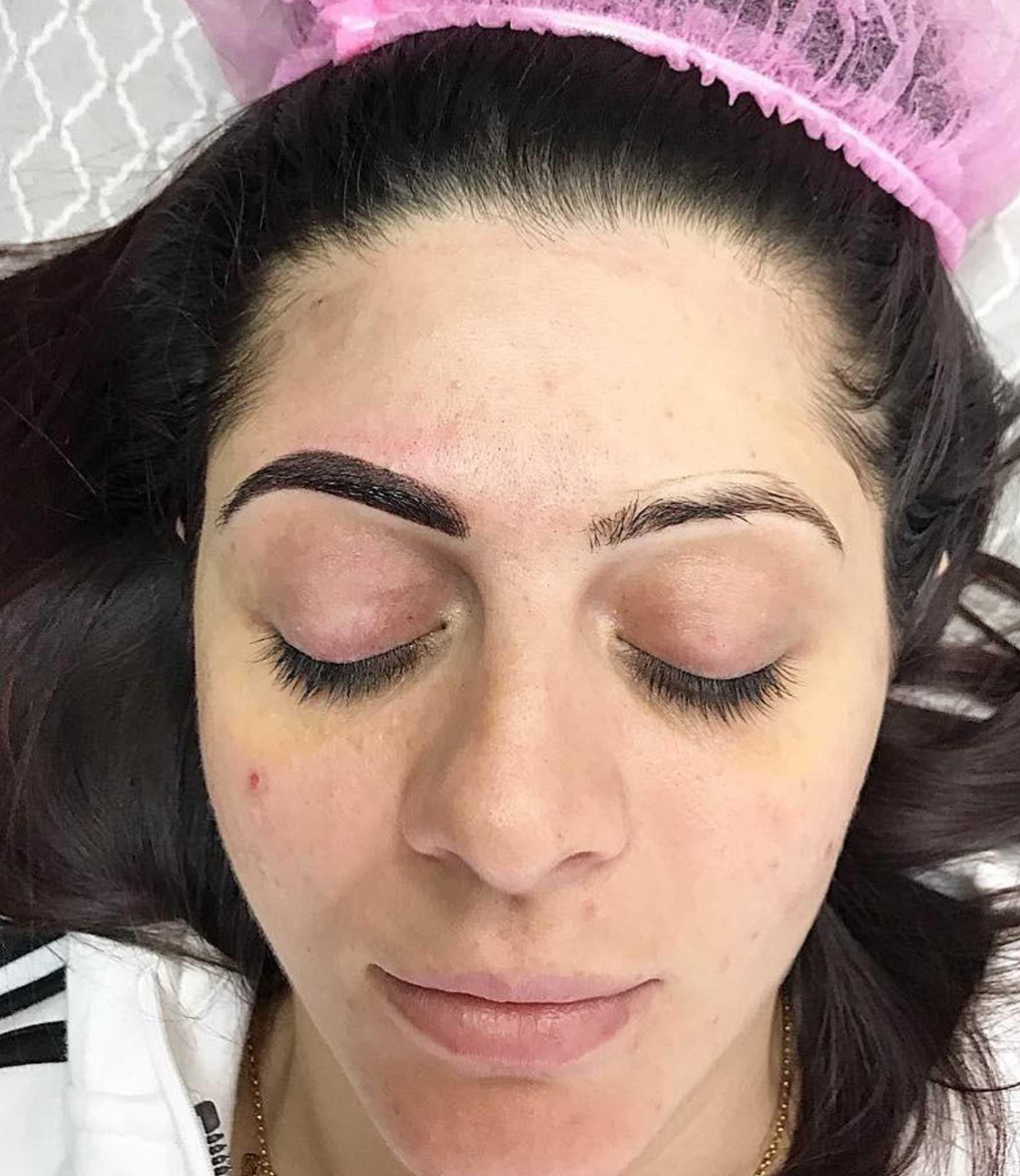 Permanent makeup3 before and after