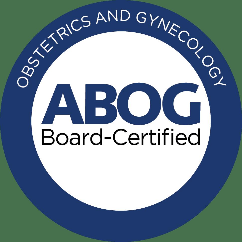 ABOG certified