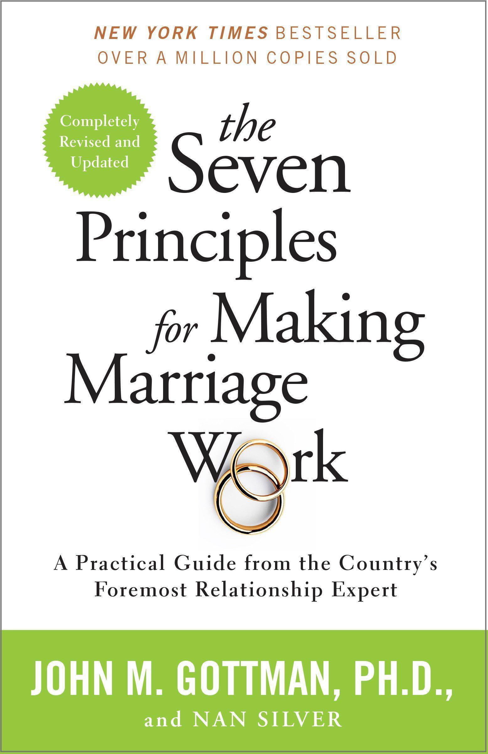7 Principals for Making Marriage Work