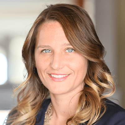 Samantha Dempsey, MBA, Vice President/Business Development