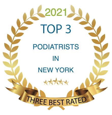 Top 3 Podiatrist in New York 2021