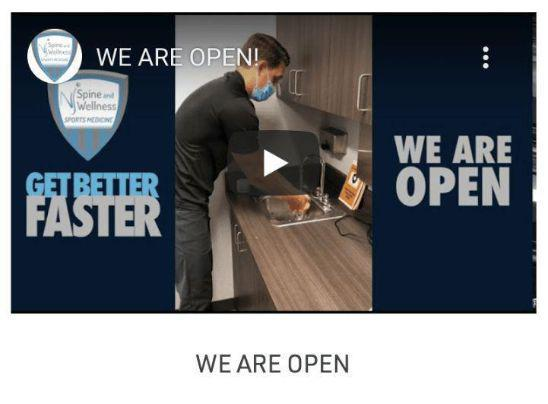 We Are Open Video