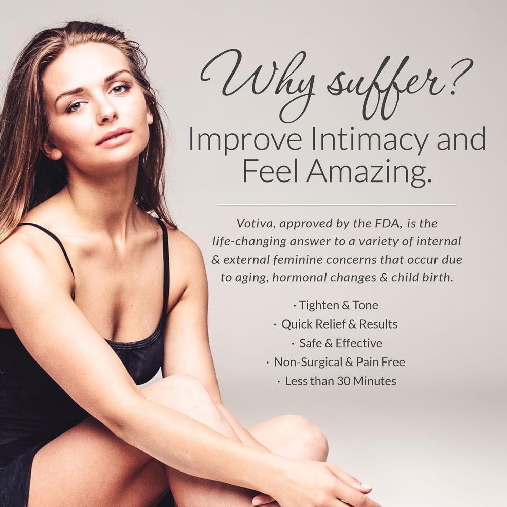 improve intimacy with votica image
