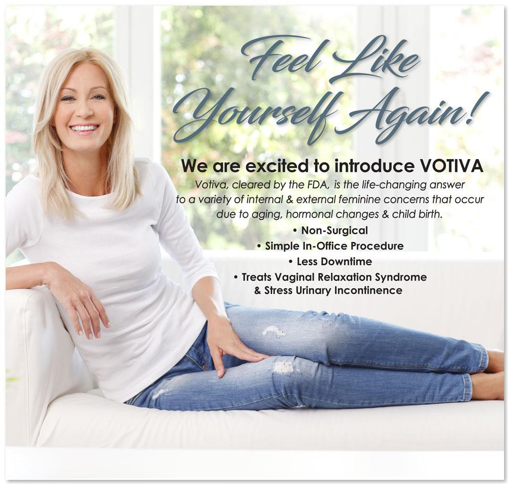 feel like yourself again with votiva image
