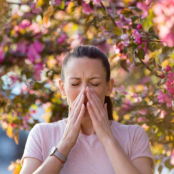 Allergy Symptoms service image