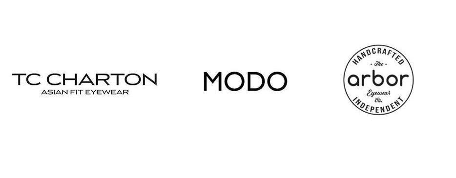 TC Charton, Modo, Arbor brand logos