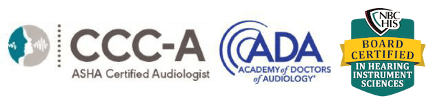 ccc-a asha certified audiologist banner
