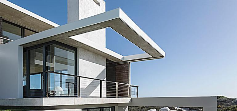 Modern architecture style house