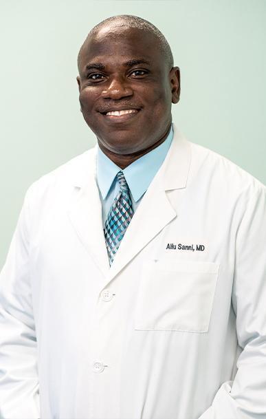 About Dr. Sanni