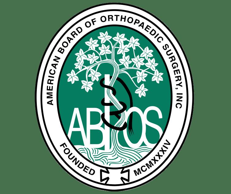Board of Orthopaedic Srugery logo