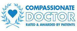 Compassionate Doctor Logo