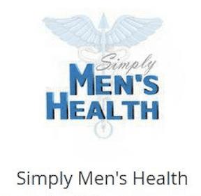 Simply Men's Health logo