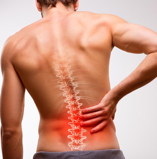 back pain service image