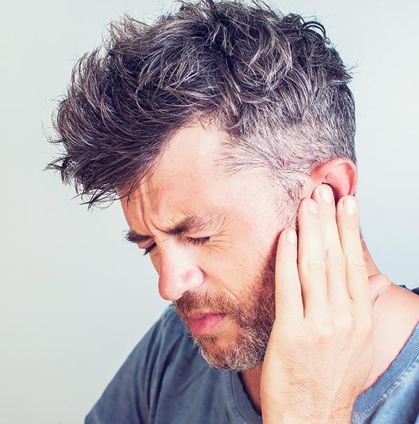 facial pain service image