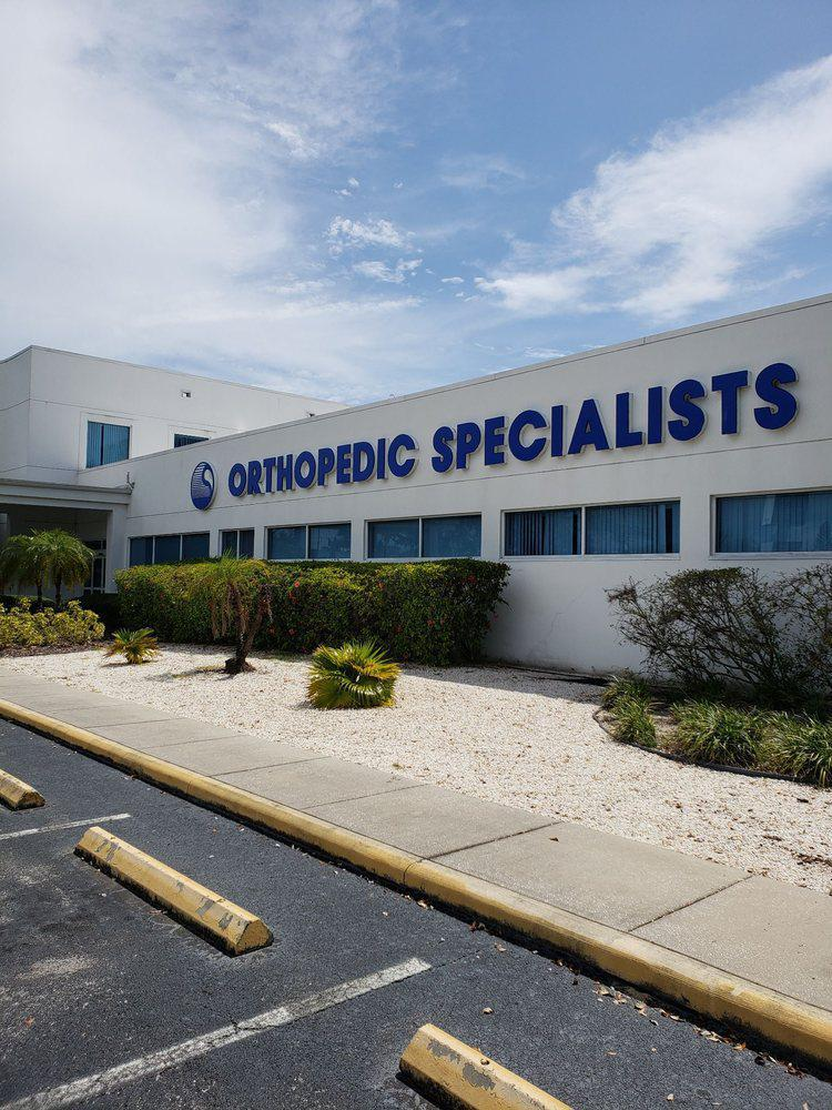 Ortho specialists building