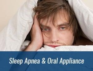 Sleep apnea & oral appliance