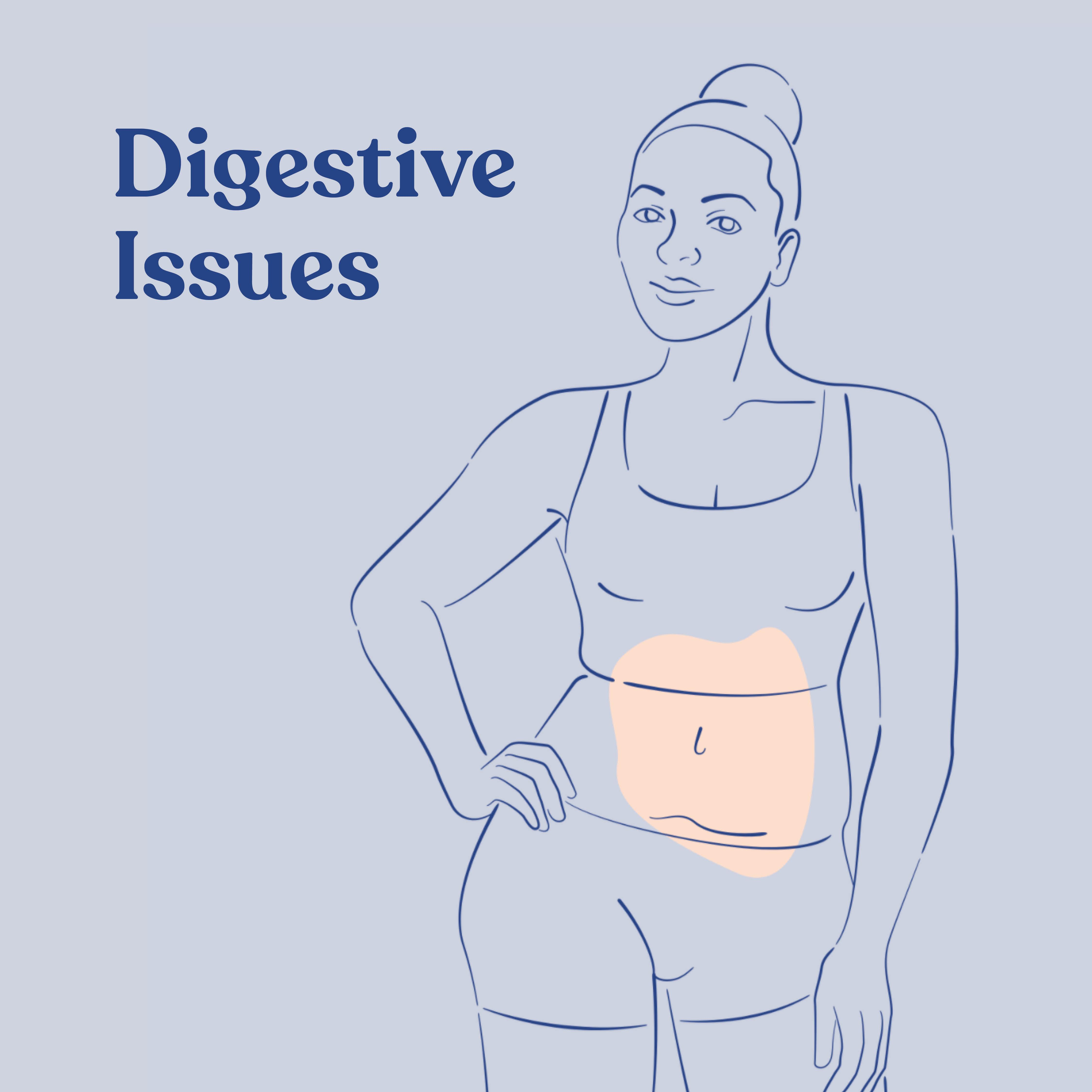 Digestive Issues, Symptoms treated by Acessa Procedure