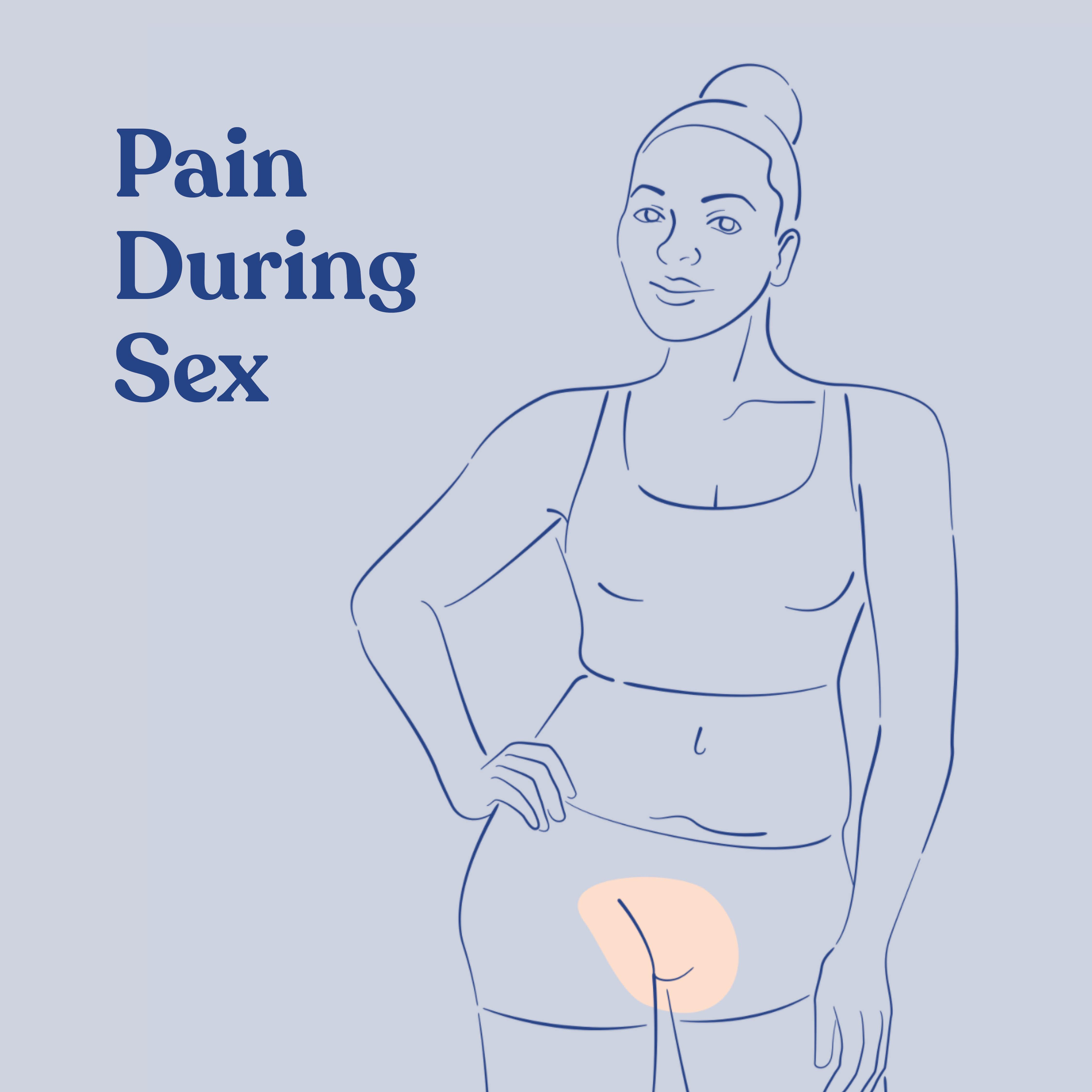 Pain during sex, Symptoms treated by Acessa Procedure