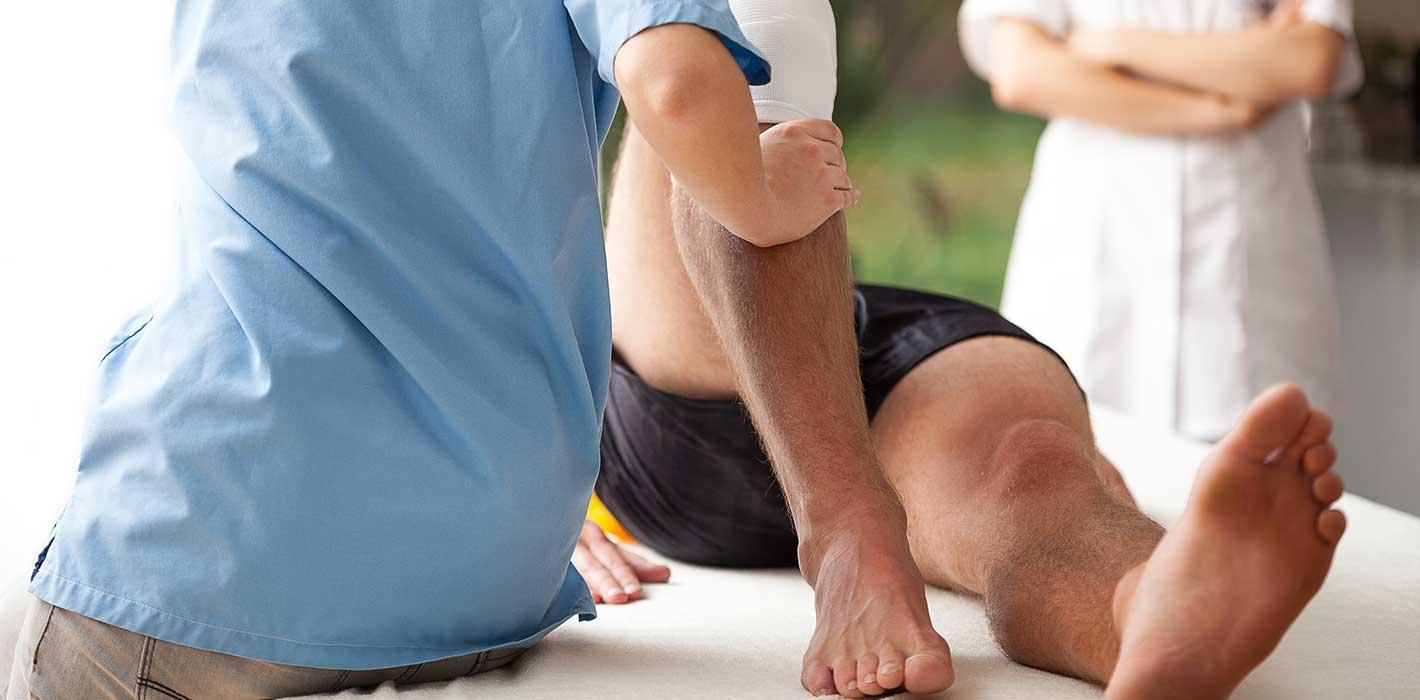 Pain treatments example
