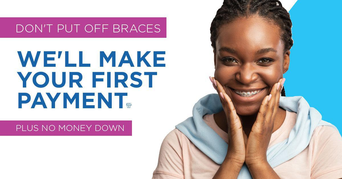 Braces Offer: We'll Make Your Patients For You