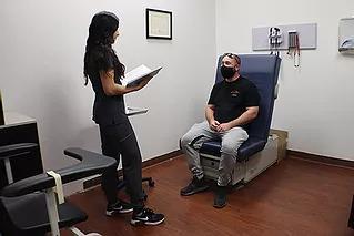 dr cardona with patients