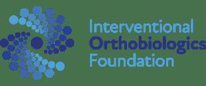 Interventional Orthobiologics Foundation Logo