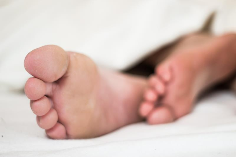 image of foot