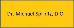 Dr. Sprintz scheduling link