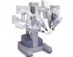 Image of the Va Davinci Surgical System