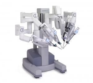 Image of the Da Vinci Surgical System
