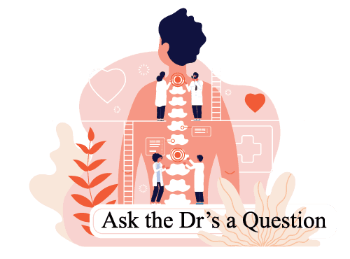 Ask the dr's a question