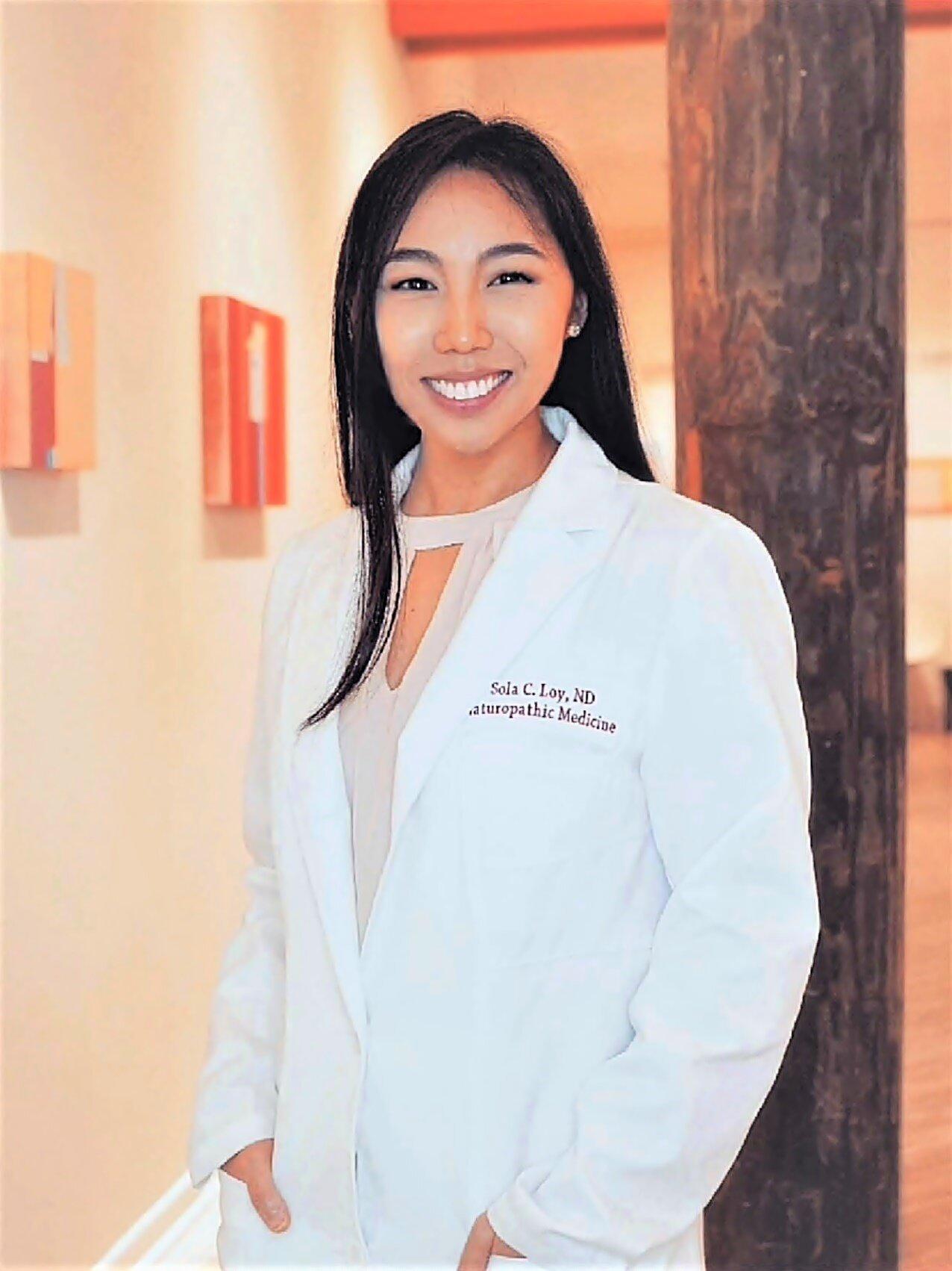 Dr. Sola Loy
