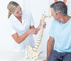 Back Pain Consultation with provider