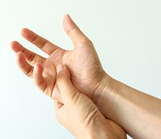 Neuropathy in hands
