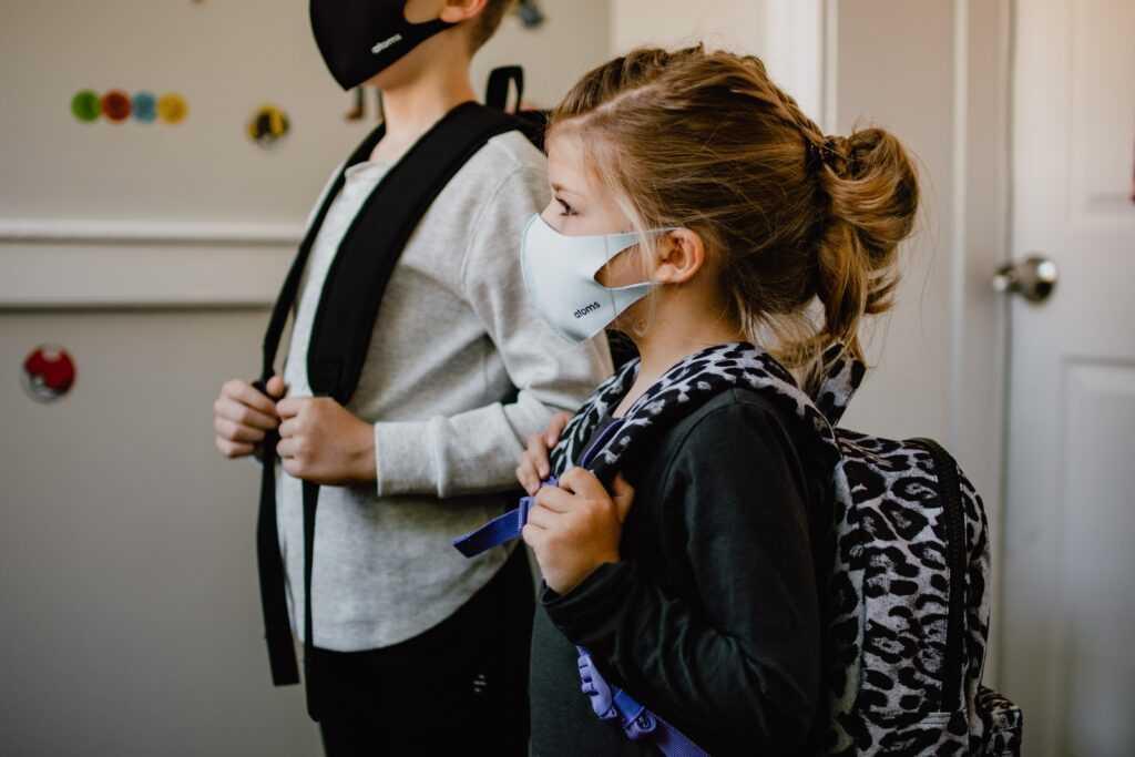 Controversy regarding face mask