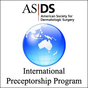 ASDS International Preceptorship Program