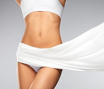 Womans Body after Body Contouring