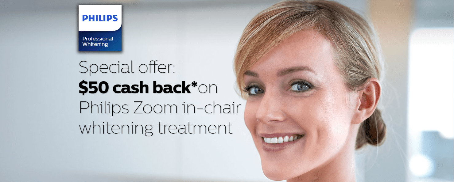 Zoom whitening Holiday Special
