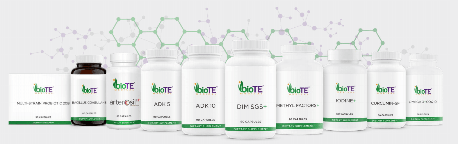 Biote® Clinical Grade Nutraceuticals