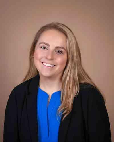 Ashley Sullender, Student Extern