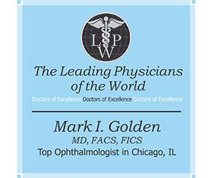 Mark Golden, MD, FACS, FICS Top Ophthalmologist in Chicago, IL