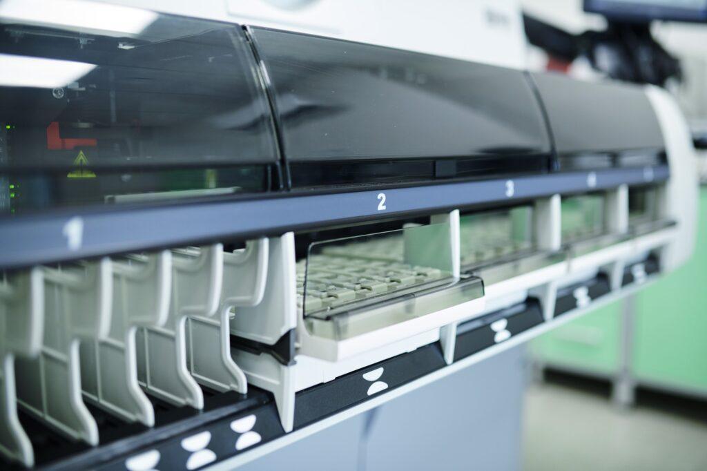 Photo of a machine
