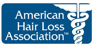 american hair loss association logo