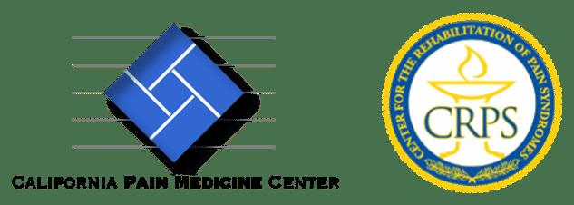 California Pain Medicine and CRPS logos